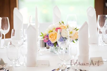 Kwiaty wesele Edan-Art